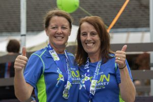 6 crafty ways to get your friend to sign up to a 10k or half marathon with you